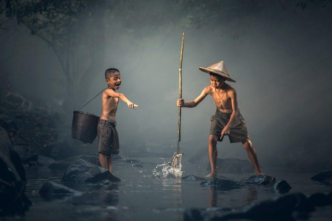 Andare a pesca